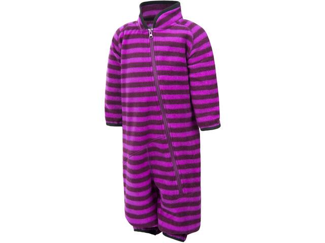 Color Kids Rilion Mini Fleece-puku Lapset, sparkling cosmo